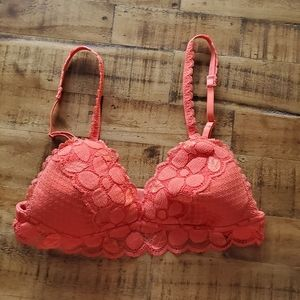 Aerie Padded Lace Bralette